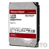12 TB WD Red - NAS SATA3 HDD 256MB - WD120EFAX