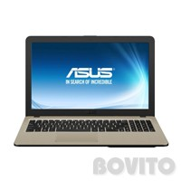 Asus VivoBook X540NA-GQ007 notebook (fekete)