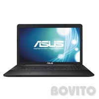 Asus X751NV-TY032 notebook (fekete)