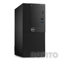 Dell Optiplex 3060 MT PC (Core i3, 4GB RAM, 256GB SSD, Windows 10 Pro)