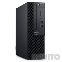 Dell Optiplex 3060 SF PC (Core i3, 4GB RAM, 128GB SSD, Windows 10 Pro)