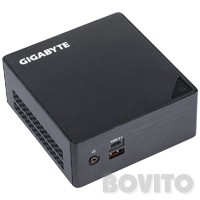 Gigabyte BRIX mini PC (GB-BKI3HA-7100) - IntelŽ Core™ i3-7100U