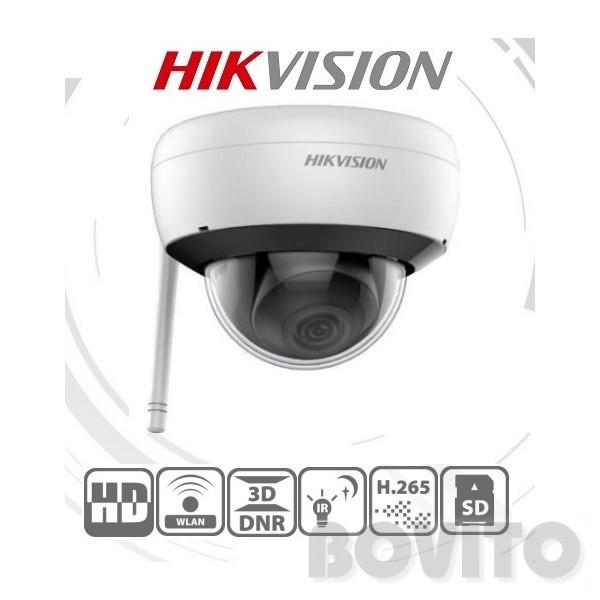 Hikvision Dome kültéri IP kamera (2,8mm, 4 Mpix, H265+, IR