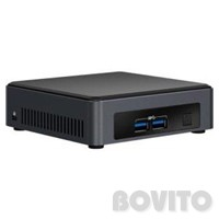 Intel NUC Kit mini PC (NUC7I5DNH2E) - IntelŽ Core-i5 7300U CPU