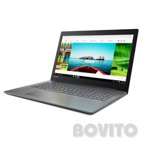 Lenovo IdeaPad 320 notebook (80XH007PHV) - fekete (Windows 10)