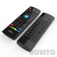 MediaTech 3-in-1 Multimédia billentyűzet és Air Mouse Smart TV-hez