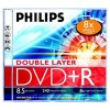 Philips DVD+R 8x DualLayer 8,5GB