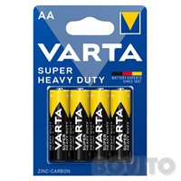 Varta Superlife AA (ceruza) elem 4db (blister)